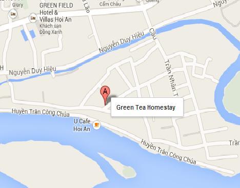 Green Tea Homestay, Hoi An, Quảng Nam, Vietnam - Google Maps